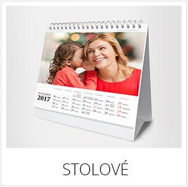 Stolové kalendáre z vlastných fotiek