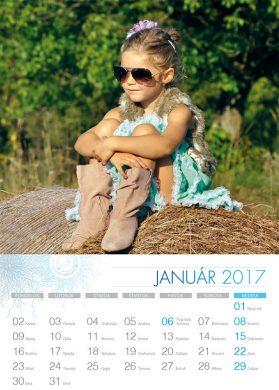 Nástenné kalendáre A3